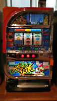 Slot Machine with  7 inch Screen