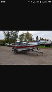 New 16' fishing boat!!!!
