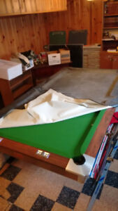 Slate Pool Table - Just dropped the price!