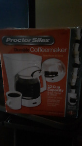Proctor Silex- coffeemaker- never used