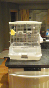 PENDING          Small Vision bird cage