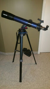 Meade 102mm Telescope With Tripod and AudioStar Controller
