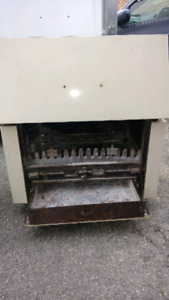 Kresno wood stove/fireplace/barbeque grill