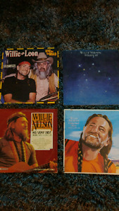 Willie Nelson records