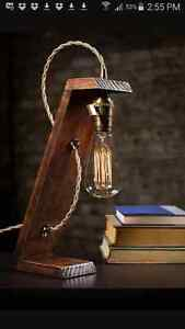 Lampe antique .lampe murale