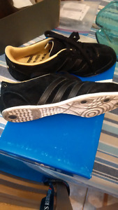 SUEDE LEATHER ADIDAS WOMEN SHOES