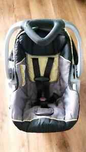 Baby trend car seat with base inlcluded
