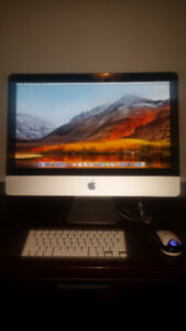 """21.5"""" iMac - Mid 2011 - Immaculate Condition"""