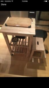 kitchen island buy amp sell items tickets or tech in rustic kitchen island ilot de cuisine rustique outside