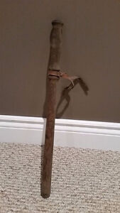 Antique solid wood Police Baton Billy Stick
