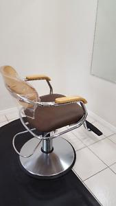shampoo chairs, hydraulic chair, single salon station