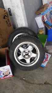 4x100 bolt pattern rims and tires