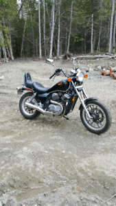 1986 Honda Shadow 500