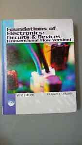 Foundation of Electronics Circuits and Devices Conventional Flow