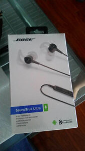 Brand new Bose SoundTrue Ultra In-Ear Headphones with Mic