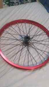 Encore bike Rim with out actsoula or actsoula bolts