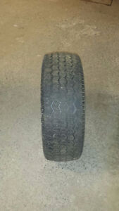4 Ea, Uniroyal Tiger Paw Winter Tires. Size P185/65R14-85S Cornwall Ontario image 2