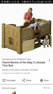 Step 2 bed