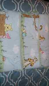 Winnie the Pooh Crib set Peterborough Peterborough Area image 2