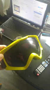 Black and Yellow Anon (Goggles)