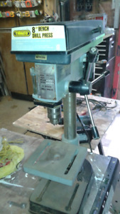 Trademaster Drill press