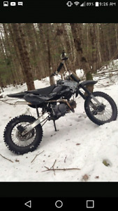 Looking for konker dirt bike parts