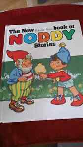 The New Popular Press Book of Noddy Stories - Vintage 1982
