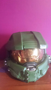 Halo: master chief collectable. Wearable. Sell or trade.