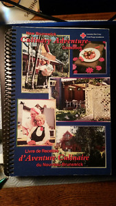 Cookbook New Brunswick Culinary Adventure - Local Favorites
