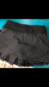 Iviva girls running/tennis skirt size 6