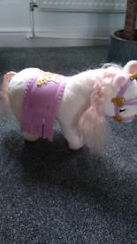 Baby Born horse.