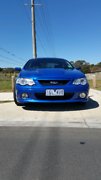 Ford Falcon XR6 Turbo BA MK2 Epping Whittlesea Area Preview
