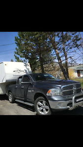 Fifth Wheel and Truck Package