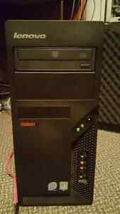 Lenovo Desktop with Intel Core 2 Processer 3 GB RAM - $120