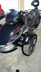 CANAM SPYDER RSS 2013