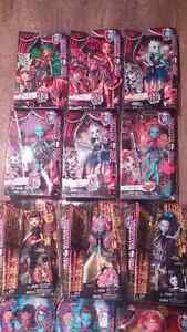 Lot de poupee Monster High dolls new/neuf West Island Greater Montréal image 1