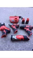 Ensemble milwaukee m12