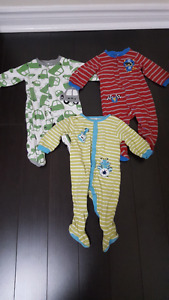 Lot of 31 Baby Boy Clothes 6M-9M. Excellent Condition