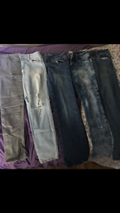 Jeans brand names