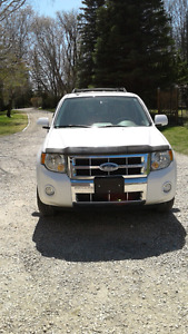 2008 Ford Escape XLT LIMITED  V6 4WD