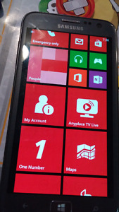 Windows phone for sale, used.