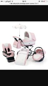 BabyStyle 3 in 1