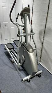 Elliptique Vision Fitness X20 avec console