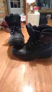 Size 9 Baffin outback mens winter boots, 50.00 or best offer Kawartha Lakes Peterborough Area image 3