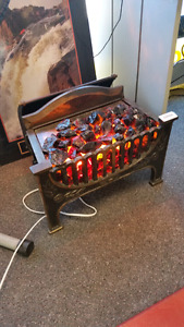 Faux Fireplace!!