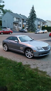 2004 Chrysler Crossfire tissue Coupé (2 portes)