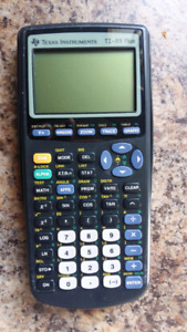 TI-83+ Graphing calculator