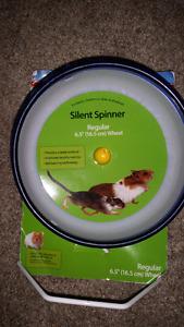 Gerbil or  hamster wheel