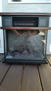 Like New Electric Infrared Heater in Excellent Condition