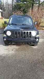 2010 Jeep Patriot Trail rated- north edition SUV, Crossover